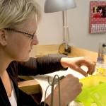 Cursus goudsmeden bij Atelier Bram van Huis